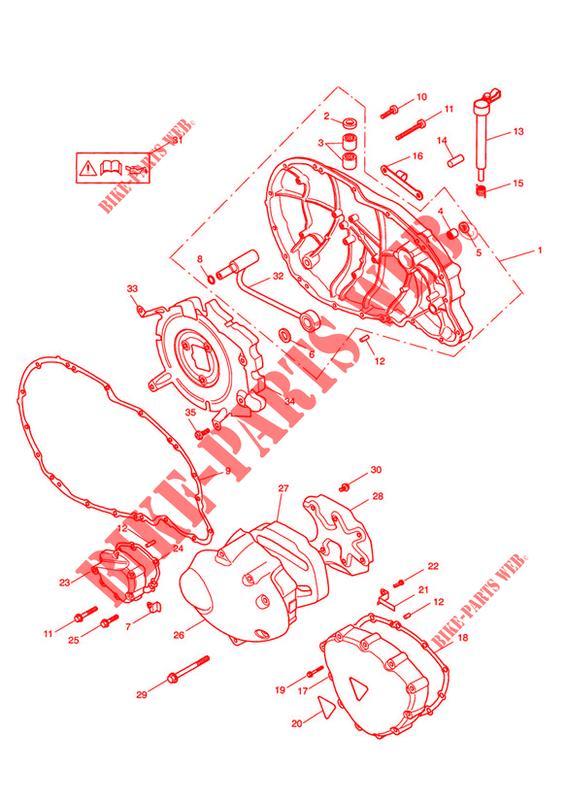 Engine Covers Bonneville T100 For Triumph Bonneville T100